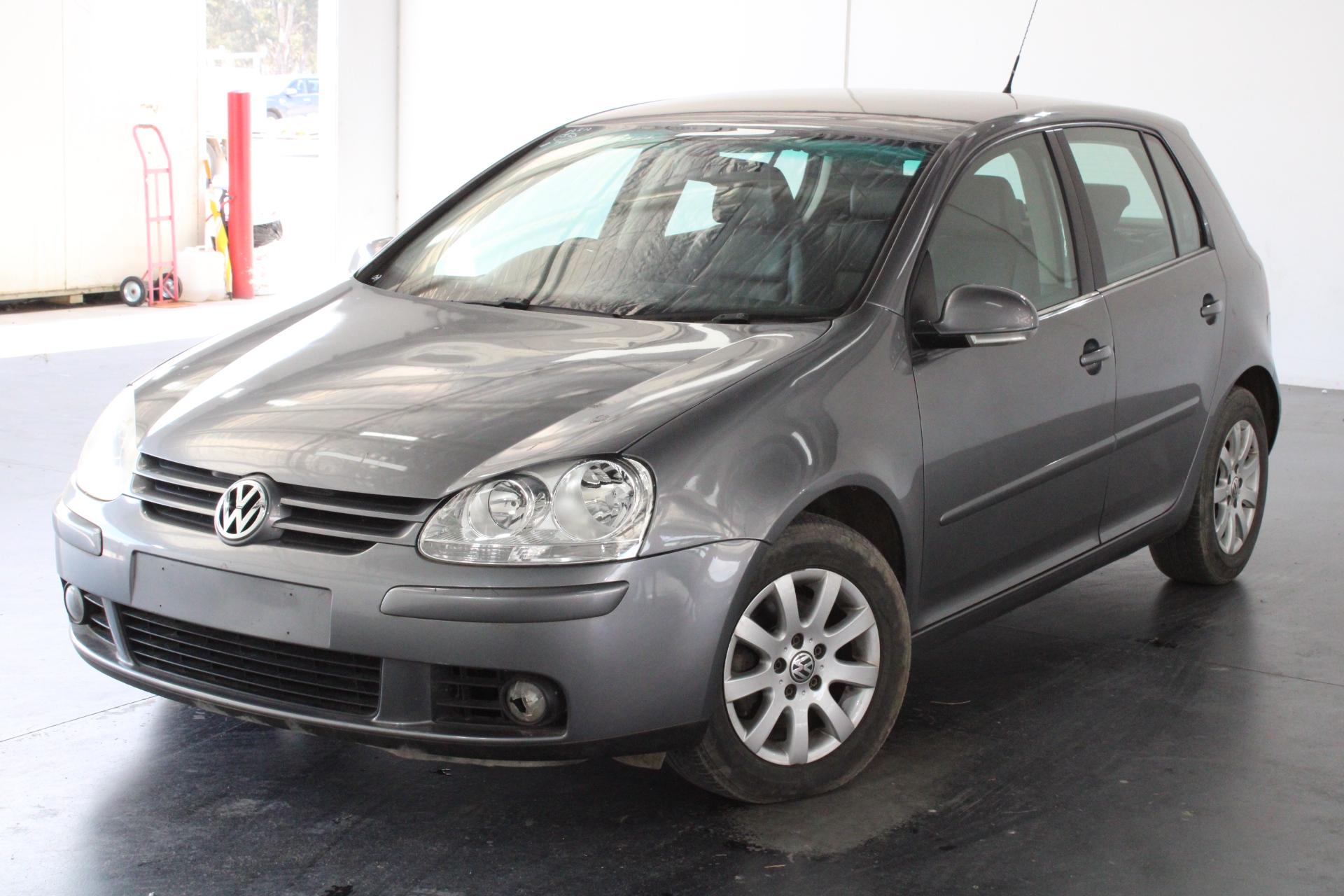 2008 Volkswagen Golf Automatic Hatchback