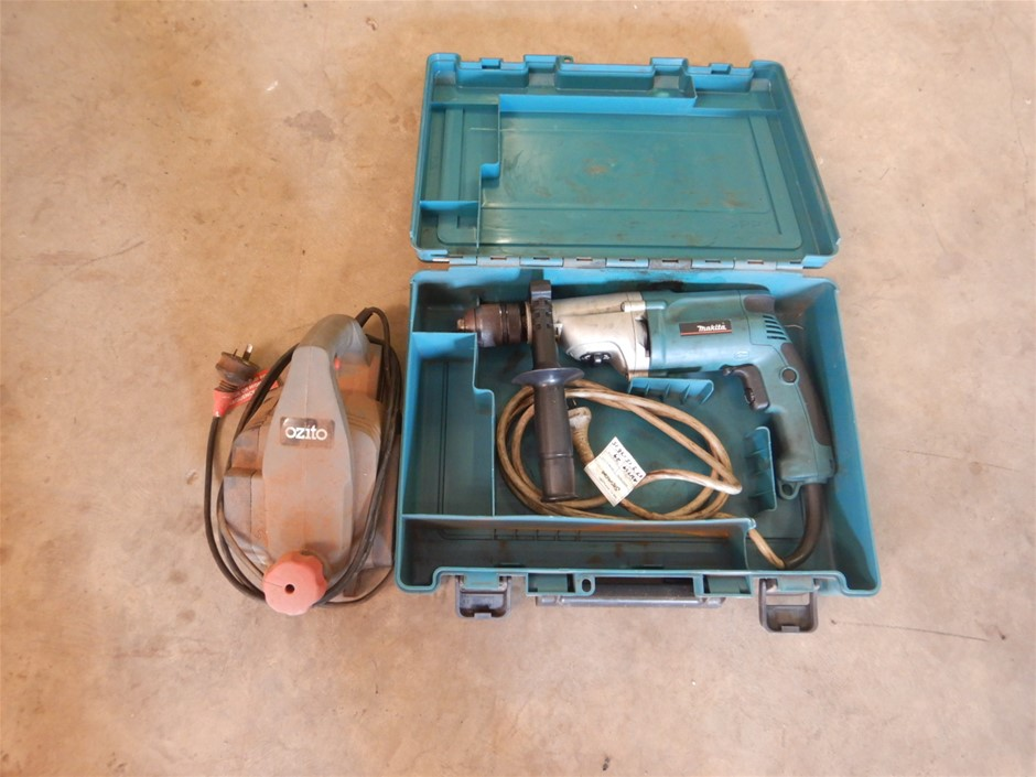 Makita/Ozito Assorted Power Tools
