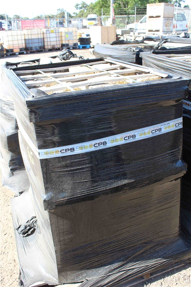 Wooden Crate Sandstone 100lb Cable Stones