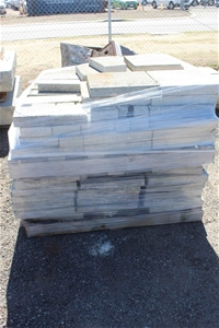 2 x Pallets of Mixed Concrete Slabs