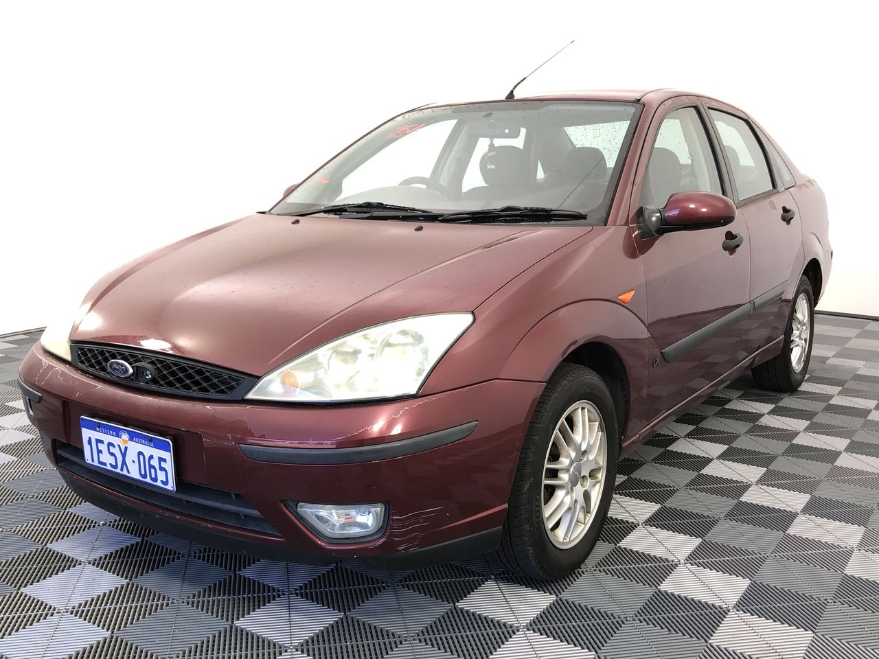 2004 Ford Focus LX LR Automatic Sedan