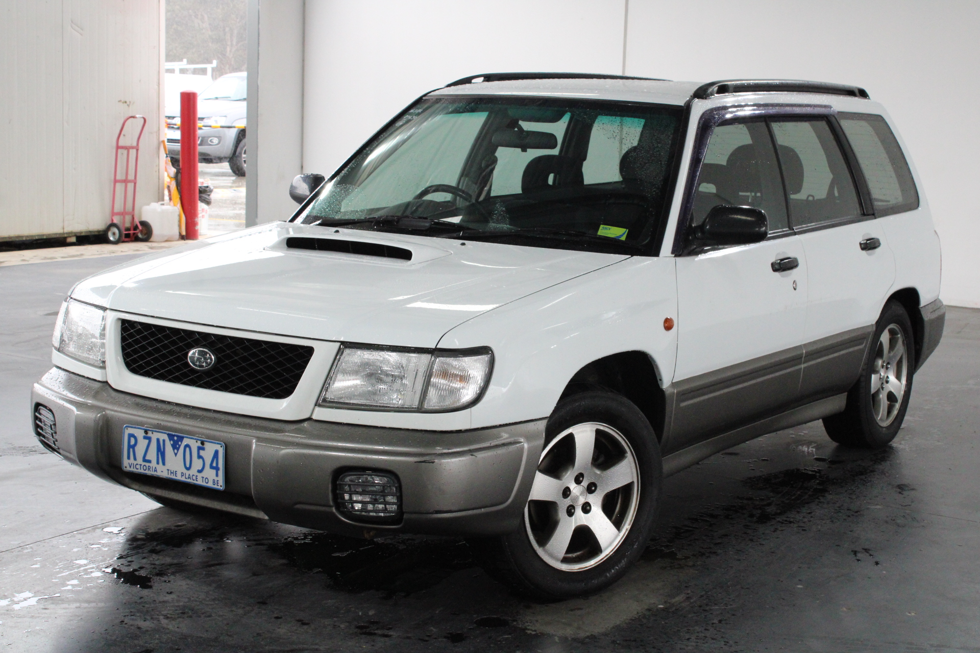 1999 Subaru Forester GT Automatic Wagon