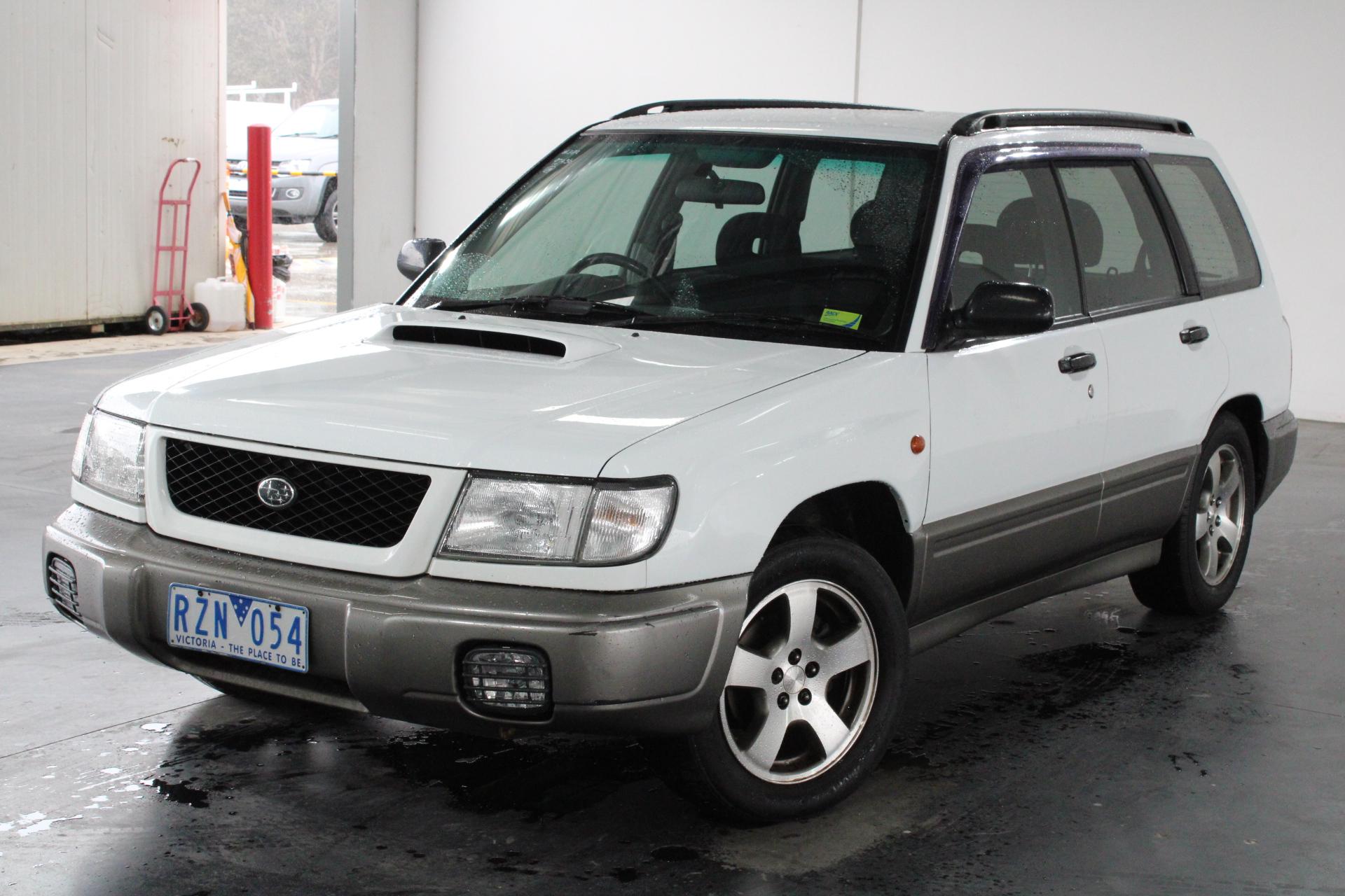 1999 Subaru Forester GT Automatic Wagon