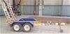 2009 Auswide Equipment 2T Excavator Trailer (Location: Kalgoorlie)