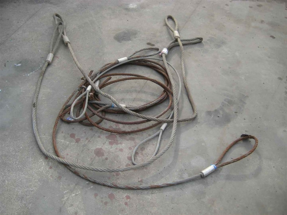 Quantity of Steel Cables