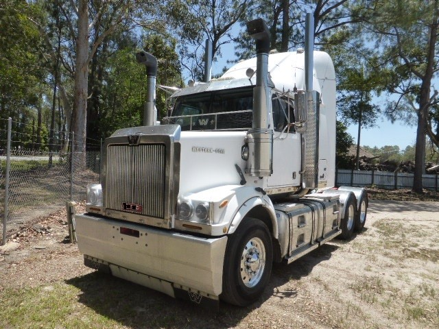 05/2009 Western Star 4800FX 6 x 4 Prime Mover Truck