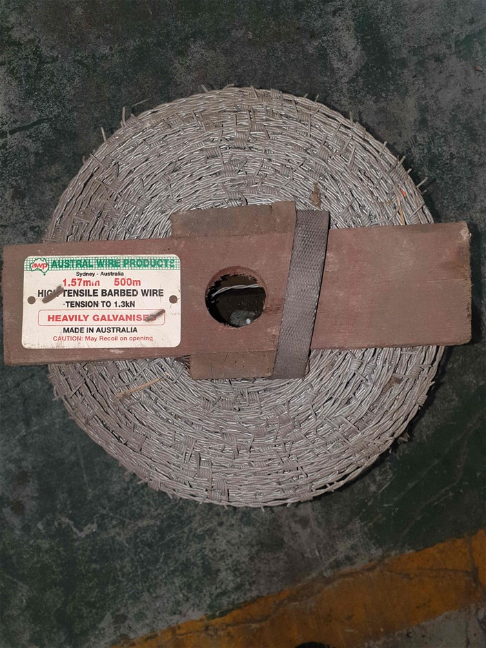 High Tensile Barbed Wire Roll