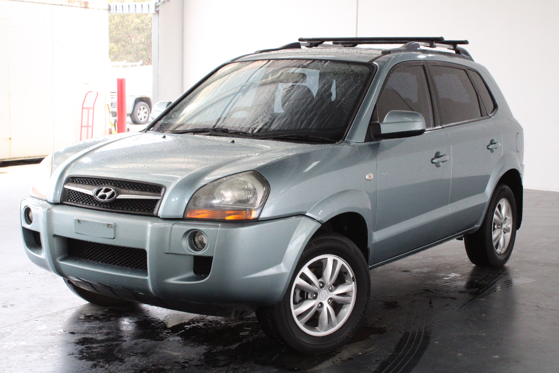 2008 Hyundai Tucson CITY SX Manual Wagon