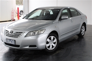 2007 Toyota Camry Altise ACV40R Automati