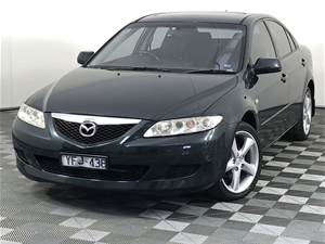 2004 Mazda 6 Luxury GG Automatic Hatchba