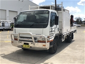 Mitsubishi CANTER FE649 3.5 MWB T/ D Manual Cab Chassis