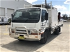 Mitsubishi CANTER FE649 3.5 MWB Turbo Diesel Manual Cab Chassis