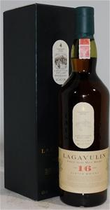 Lagavulin 16 Scotch Whisky NV (1x 700mL)