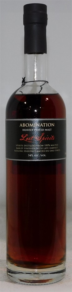 Lost Spirits Abomination Sayers Of The Law Scotch Whisky NV (1x 700mL)