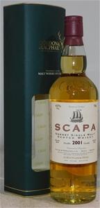 G&M Scapa 2001 Scotch Whisky NV (1x 700m