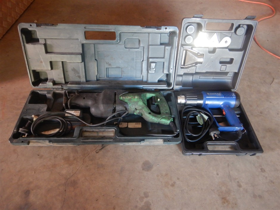 Hitachi / Cabac Assorted Power Tools