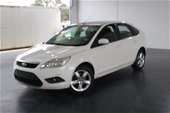 Unreserved 2009 Ford Focus LX LV Automatic Hatchback