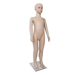Child Mannequin Full Body Kids Clothes D