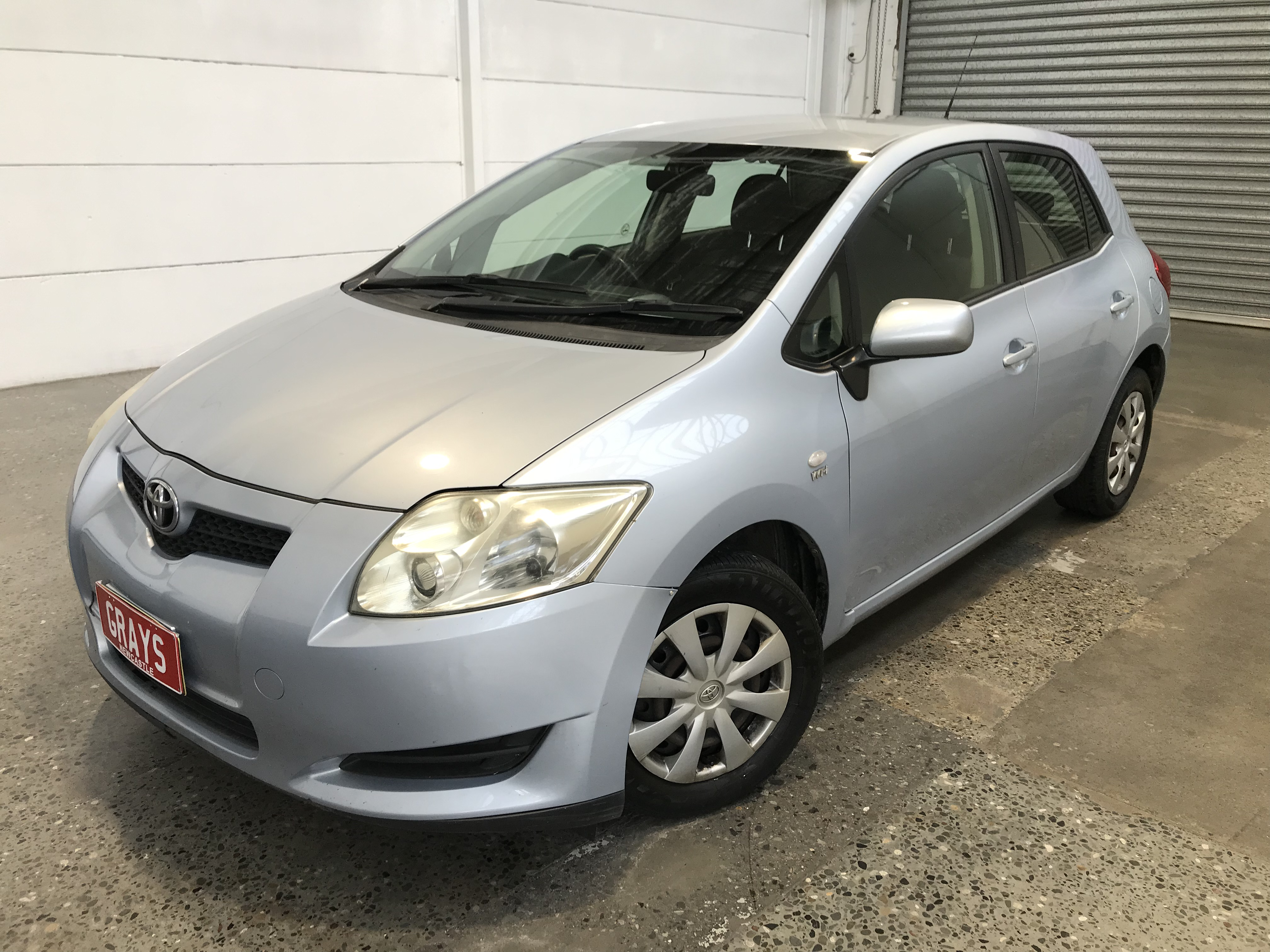 2009 Toyota Corolla Ascent ZRE152R Manual Hatchback
