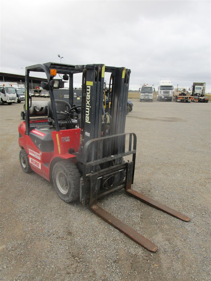 2013 Forklifts Australia Counterbalance Forklift