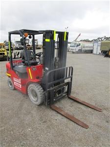 2013 Forklifts Australia Counterbalance
