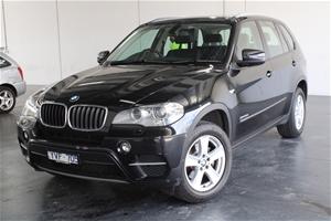 2012 BMW X5 xDrive 30d E70 LCI Turbo Die