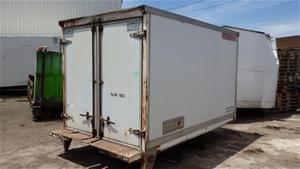 Small Pantech Truck Body