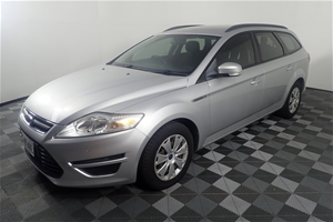 2012 Ford Mondeo LX TDCi MC Turbo Diesel