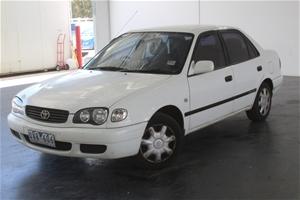 2000 Toyota Corolla Ascent AE112R Automa