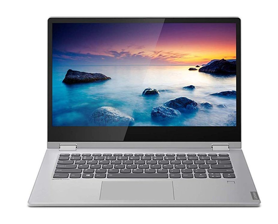 Lenovo IdeaPad C340-14API 14-inch Notebook, Grey