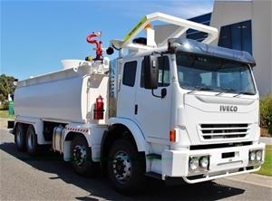 2013 Iveco ACCO2350 Water Truck Automati