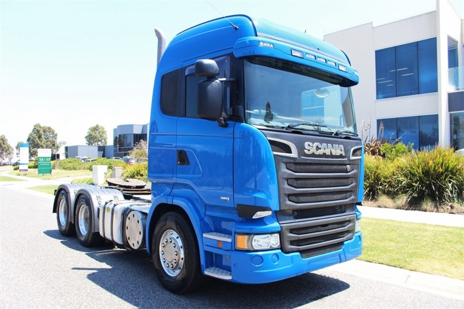 2016 Scania R620 Prime Mover Truck Automatic
