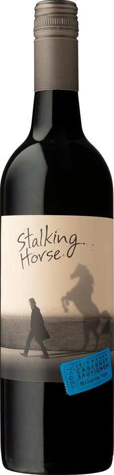 Stalking Horse Cabernet Sauvignon 2018 (12 x 750mL) McLaren Vale, SA
