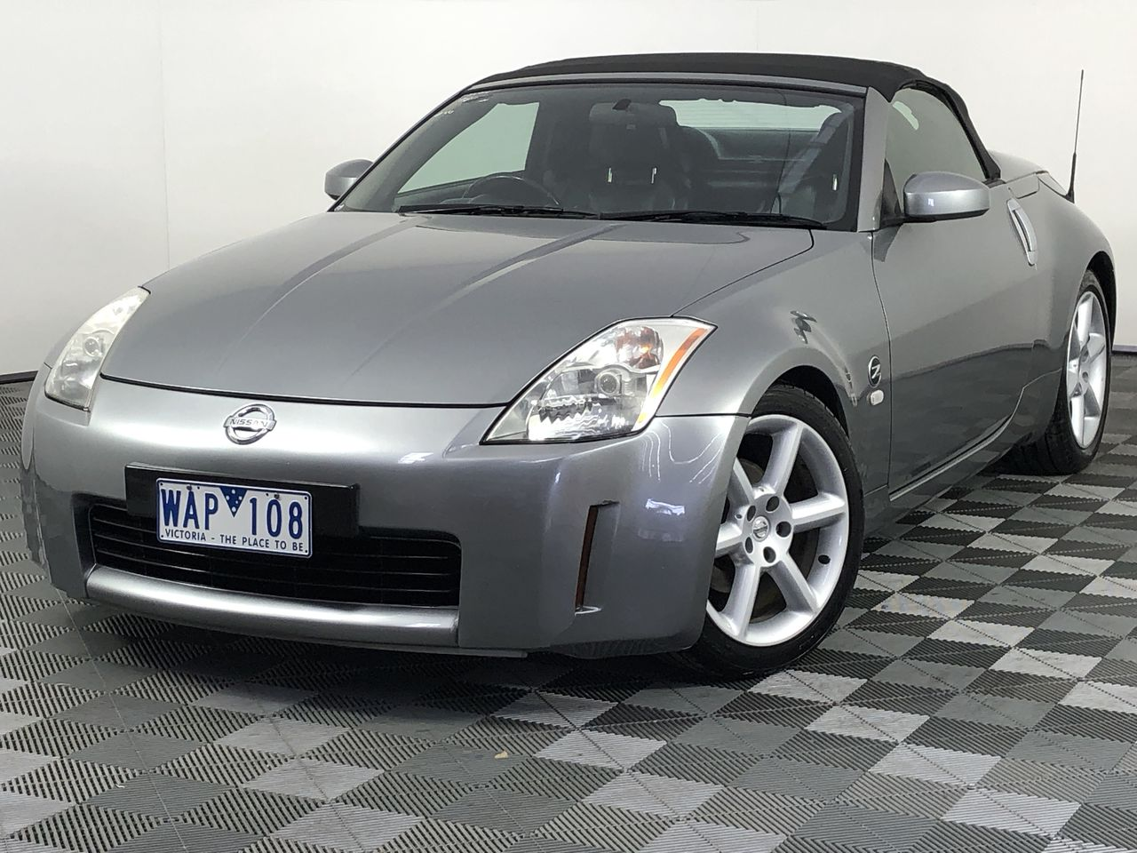 2004 Nissan 350Z Roadster Z33 Automatic Convertible