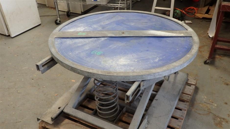 Palift By Safetech Pallet Lift & Rotation Mechanism