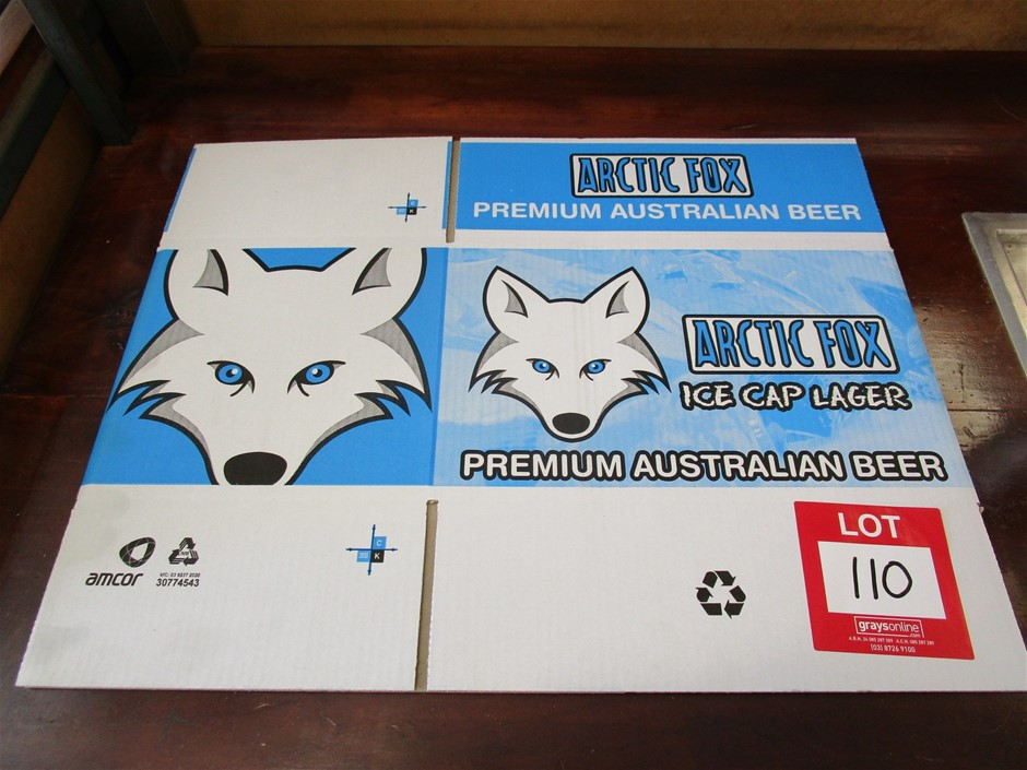 Pallet Comprising Approx. 650 x Carboard Packaging Cartons