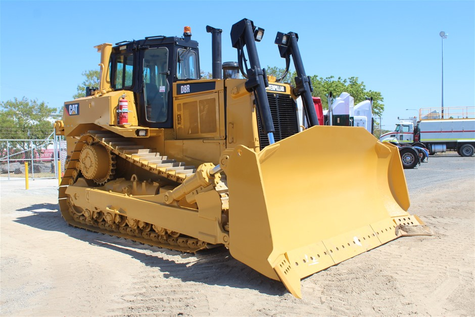 2010 Caterpillar D8R Crawler Dozer