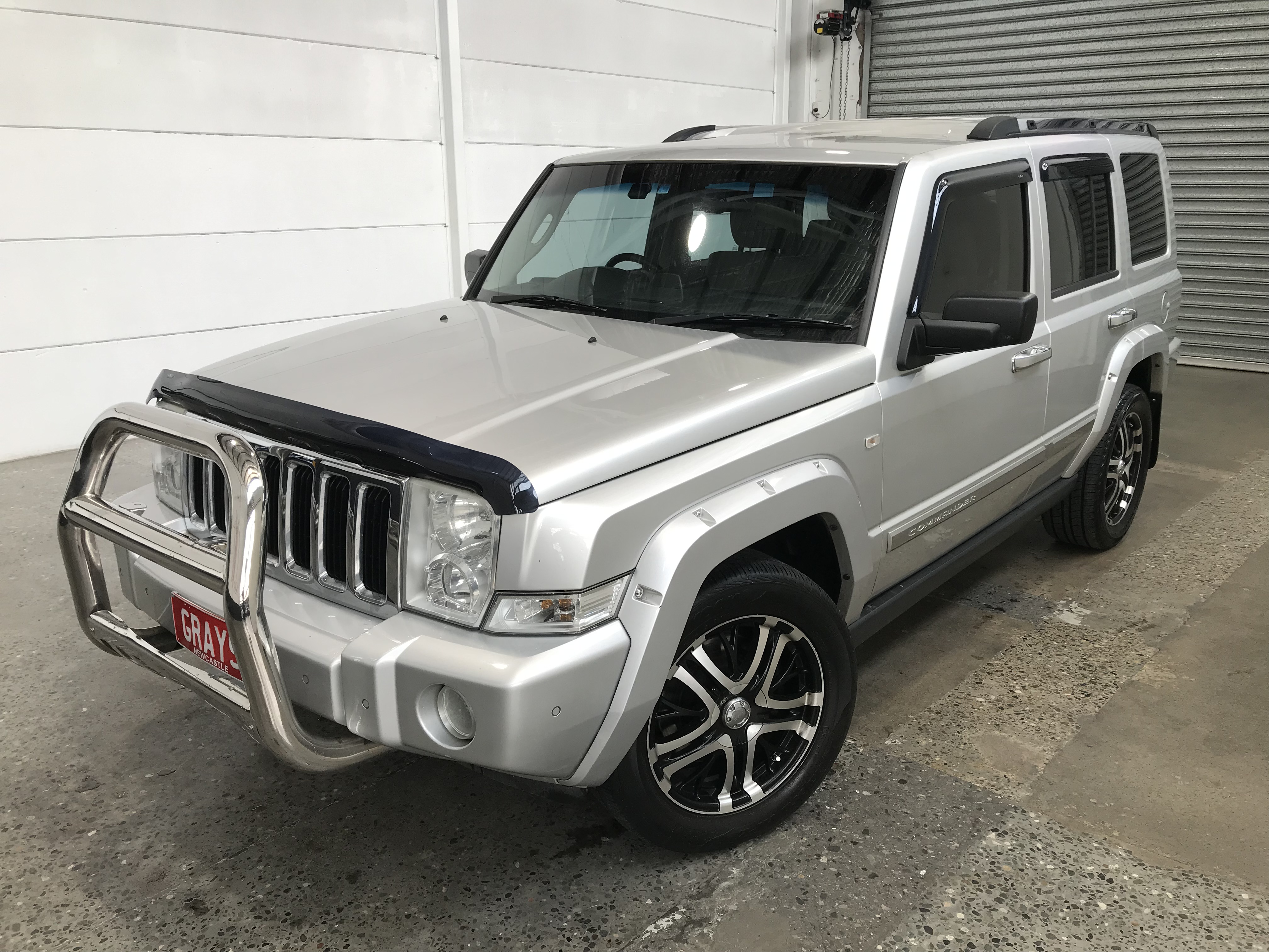 Jeep Commander Turbo Diesel Automatic 7 Seats Wagon