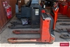 <B>2013 1.6 Tonne Linde T16 Pedestrian Pallet Mover</B> <li>Year: 2013</li