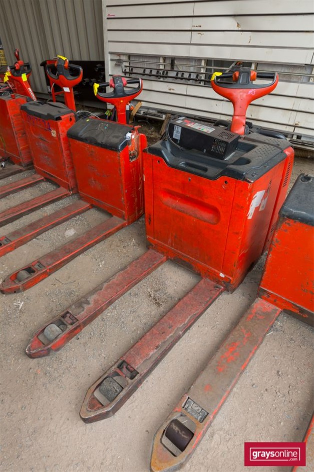 2007 2.0 Tonne Linde T20AP Pallet Truck