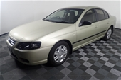 Unreserved 2006 Ford Falcon XT BF II Automatic Sedan