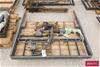 <b>Forklift Frame</b> <li>Size: (W)1210mm (H)1190mm <li>Damage: Scraped,