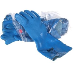 10 x MSA SOLVGARD PVC Palm Coated Grip G