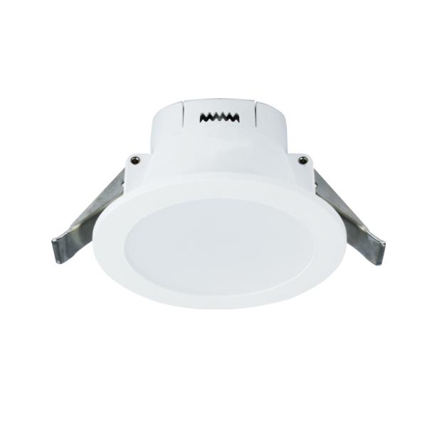 FL5912 - FUZION Lighting LED Downlight Nifty 7W 4K White Finish