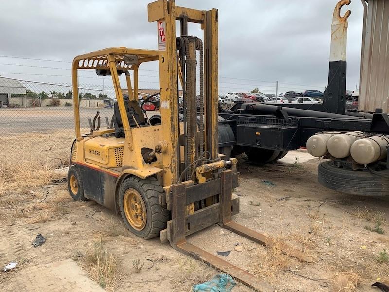 Hyster H60H Lift Truck (Green Fields, SA)