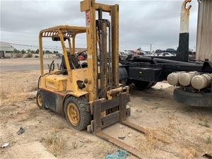 Hyster H60H Lift Truck (Green Fields, SA