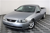 Unreserved  2003 Ford Falcon XL BA Automatic