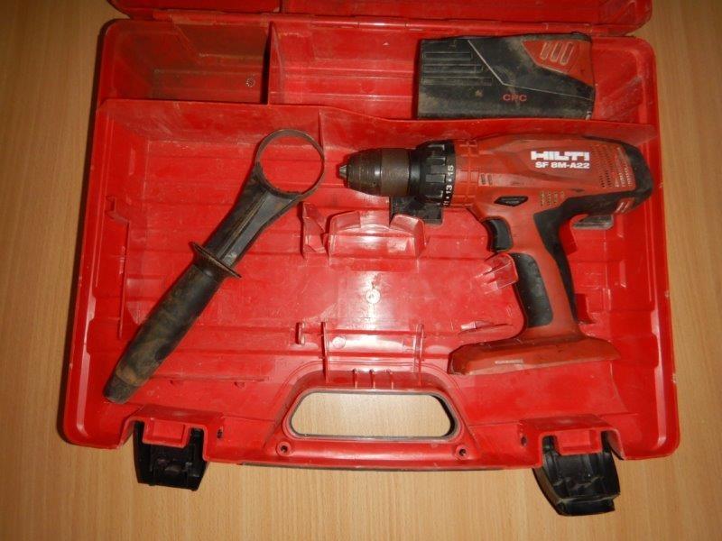 Hilti SF 8M-A22 Drill