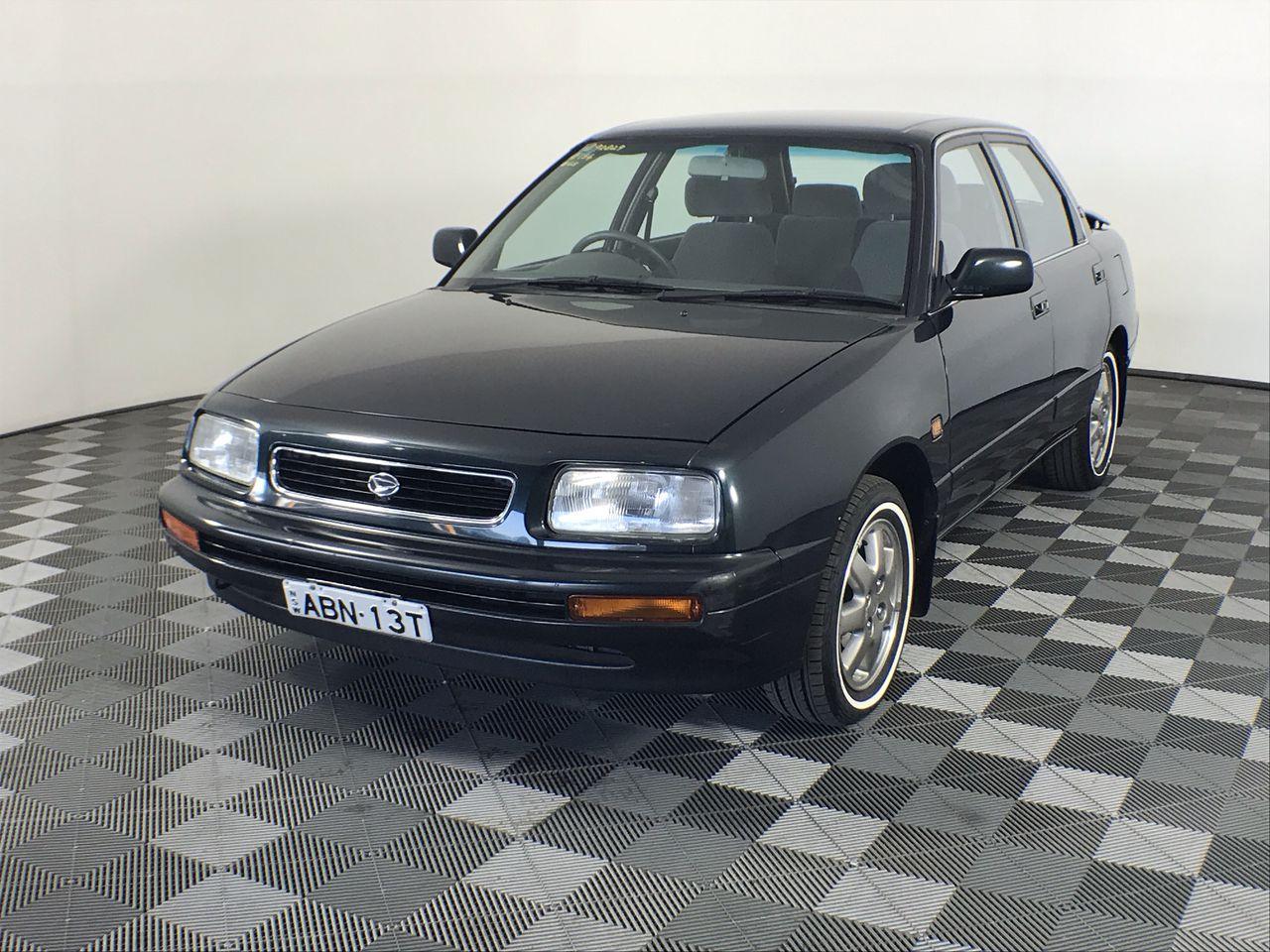 1993 Daihatsu Applause Executive A101 Automatic Sedan