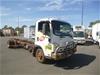 2012 Isuzu FRD 500 4 x 2 Cab Chassis Truck